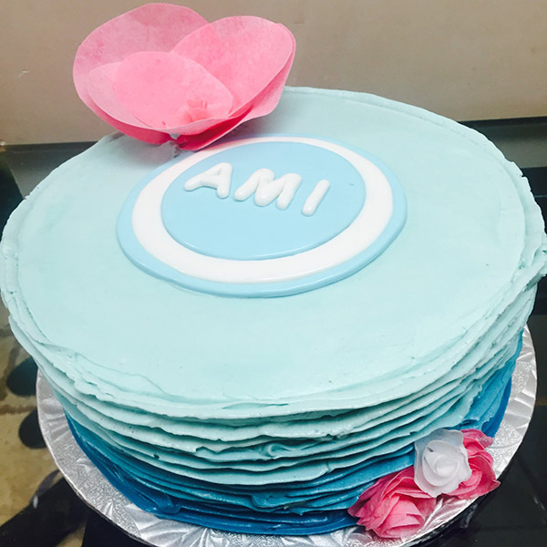 Cakes Cupcakes - Paper Rose Cake