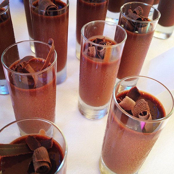 Modern Sweets - Chocolate Mousse